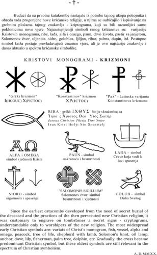 KRISTOVI MONOGRAMI